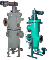Self-Cleaning Filters - RVT Series