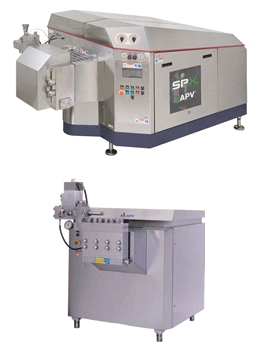 Homogenizers Rannie/Gaulin